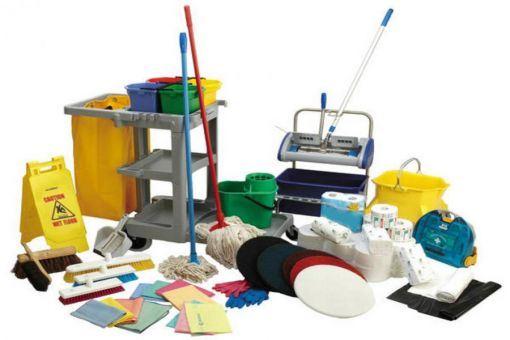 temizlik ekipmanları